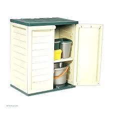 Plastic Outdoor Storage Cabinet Outdoor Storage Cabinet With Shelves Outdoor Storage Closets