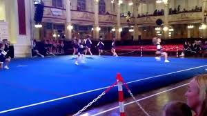 Winter Gardens Hotel Blackpool Sihlouette Angles Cheerleading Competition Winter Gardens