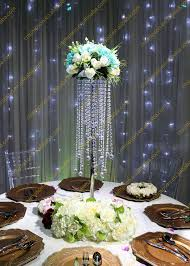 centerpieces for weddings aliexpress buy 62cm 244h wedding table regarding modern