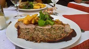 poche cuisine poche de veau farcie picture of la table alziari tripadvisor