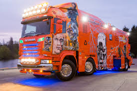 the rise of the machine scania group
