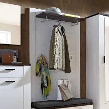 garderobe weiß landhaus wandpaneel garderobe padricio in wei