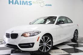 228i bmw 2015 used bmw 2 series 228i at haims motors serving fort