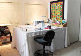 sewing table makeover assessing the problem notions the