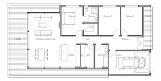 contemporary home plans with photos contemporary home plan to narrow lot open planning abundance of
