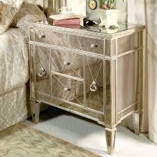decorating skinny nightstand mirrored nightstands cheap