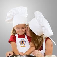 tablier de cuisine enfant personnalisé tablier enfant commandez un tablier personnalisé pour enfant