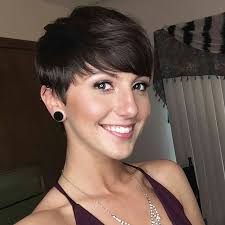 20 gorgeous short pixie haircut with bangs short haircuts for