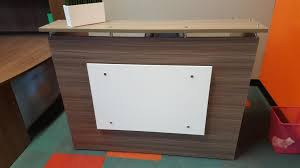 Affordable Reception Desk Modern Affordable Reception Desk Attractive Small Reception