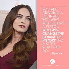 great quote about pregnancy from megan fox prolife meganfox