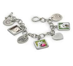 pet memorial jewelry photo charm bracelet pet memorial jewelry maggie bracelet