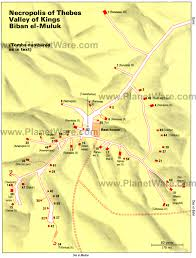 Map Of Outer Banks Exploring The Valley Of The Kings A Visitor U0027s Guide Planetware