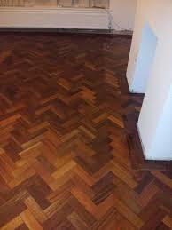 parquet floor sanding repair restoration