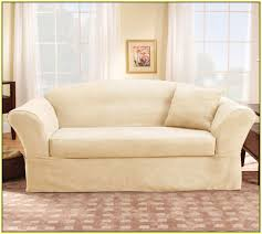 fitted slipcovers for t cushion sofas home design ideas