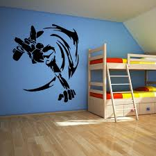 Childrens Bedroom Wall Hangings Online Get Cheap Skateboard Wall Art For Boys Aliexpress Com