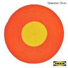 Ikea Round Rug Ikea Braided Rug Stickat For Sale Buy Online Colombo Srilanka Sl