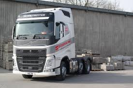 stressline introduce new volvo lorry stressline limited