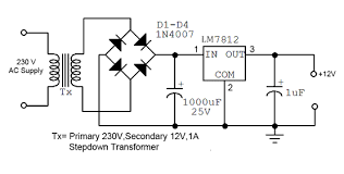 how to convert 230v ac to 12v dc updated 2017