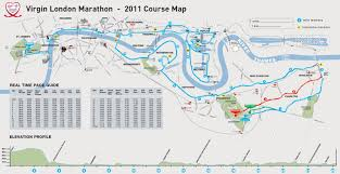 Nyc Marathon Route Map Fun2run Top 10 World U0027s Marathon Course Records As Of End 2012
