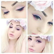 25 best ideas about pastel goth makeup on goth makeup tutorial colorful makeup and pastel goth nails