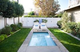 collection in rectangular backyard landscaping ideas 9 best and