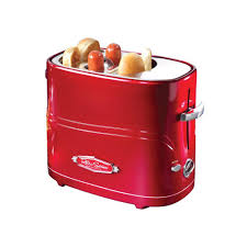 Kmart Toaster Nostalgia 2 Slice Red Dog Toaster Hdt600retrored The Home Depot
