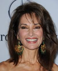 hairstyles for women over 50 with a full face susan lucci s full bodied hairstyle haute hairstyles for women