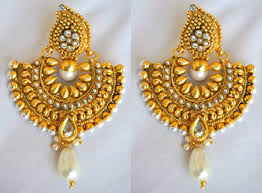 gold earrings online buy traditional gold earrings online
