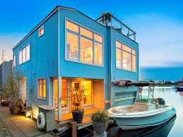 for sale houseboat on seattle u0027s lake union coastal living