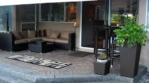 Outdoor Patio Furniture Vancouver Happy Patio Furniture Customer With Outdoor Lounge Chair In