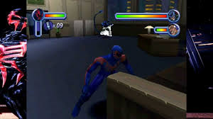 u0027s play psx spiderman spiderman 2099 scorpion