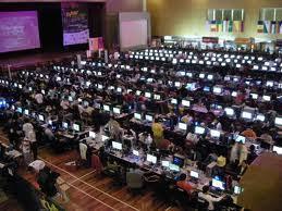 chambre de gamer la sociabilité du jeu vidéo en question pc ou console casual