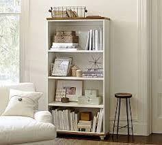 Kitchen Bookcases Bookshelves U0026 Cabinet Furniture Pottery Barn