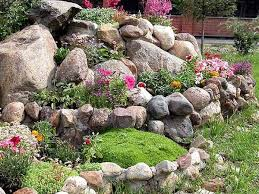 Rock Gardens On Slopes Landscaping Ideas And Diy Guide For A Rock Garden