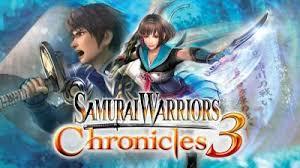 3ds how do i get samurai warriors chronicles 3