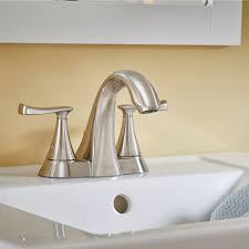 Centerset Faucet Definition by Chatfield 2 Handle Centerset Bathroom Faucet American Standard