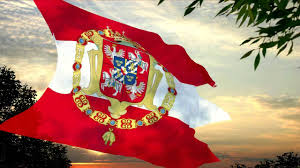 Flag Of Lithuania Picture Royal Flag Of Polish Lithuanian Commonwealth 1569 1795 Youtube