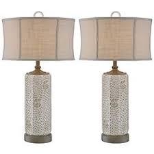 white coastal table lamps lamps plus