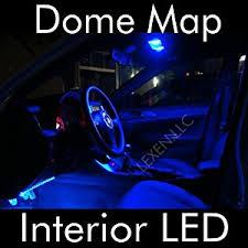 Car Interior Leds Amazon Com Led B9 Blue 2x Dome Map Interior Light Bulb 9 Smd