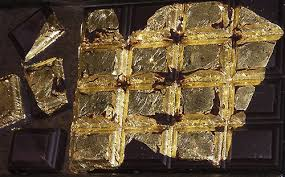 Where To Buy Edible Gold Leaf What Is The Edible Gold You Can Buy For Fancy Food Is It