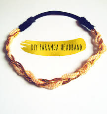 bando headbands how to make hairbands headbands craft tutorials and