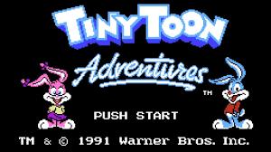 tiny toon adventures nes gameplay youtube