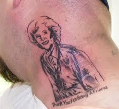 10 of the worst golden girls tattoos team jimmy joe