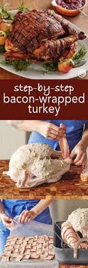 bacon wrapped turkey the ultimate thanksgiving bird recipe