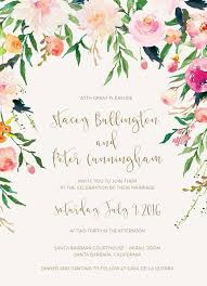 wedding invitation format 21 wedding invitation wording exles to make your own brides