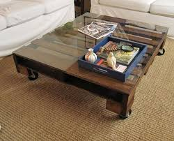 Diy Wooden Coffee Table Designs by 7 Reasons Why You Should Get A Glass Top For Your Tables