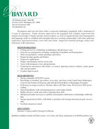 paralegal cover letter examples cover letters paralegal paralegal