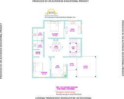 home interior design ideas house plan and elevation 2377 sq ft