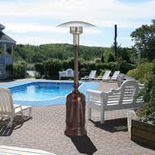 sunglo patio heaters amazon com patio comfort vintage series portable patio heater