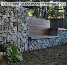 garden stone wall ideas stone block walls design gabion1 usa